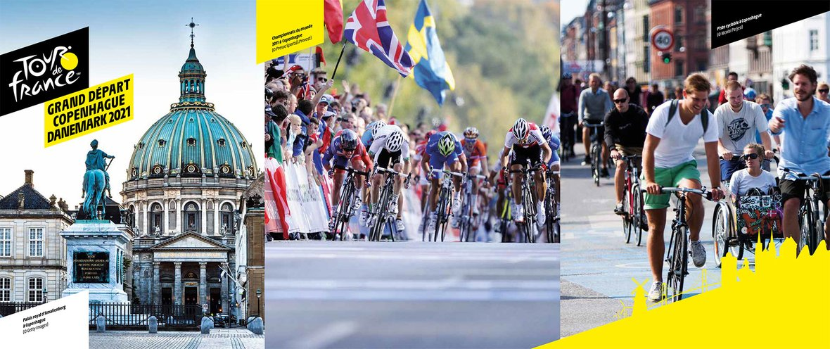 Experience the Tour de France 2021 route in Copenhagen